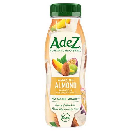 AdeZ Amazing Almond, Mango & Passionfruit, 250 ml