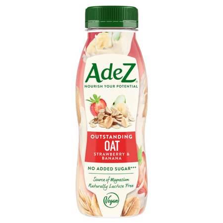 AdeZ Outstanding Oat, Strawberry & Banana, 250 ml