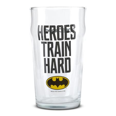 Staklena čaša, Batman – Heroes Train Hard