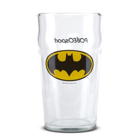 Staklena čaša, Batman