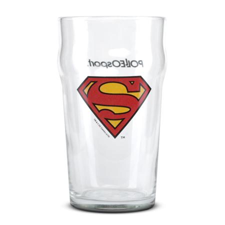 Staklena čaša, Superman