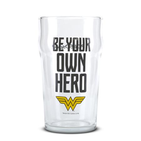 Staklena čaša, Wonder Woman – Be Your Own Hero