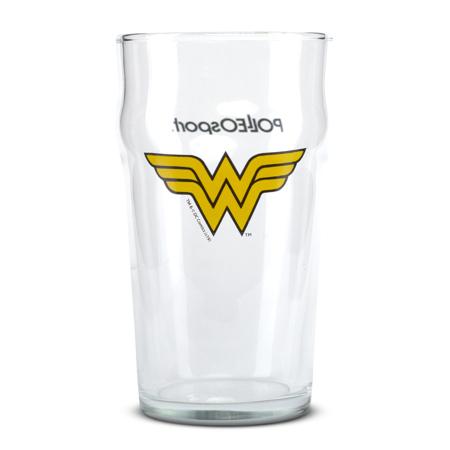 Staklena čaša, Wonder Woman