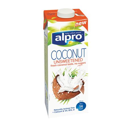Napitak od kokosa, bez šećera, 1000 ml