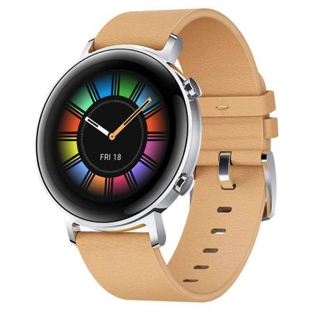 Huawei Watch GT 2, 42 mm, Classic, Beige