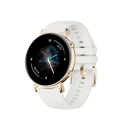 Huawei Watch GT 2, 42 mm, Classic, White