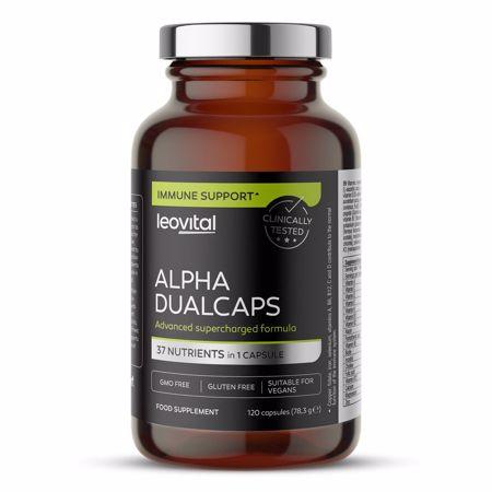 Alpha Dualcaps, 120 kapsula