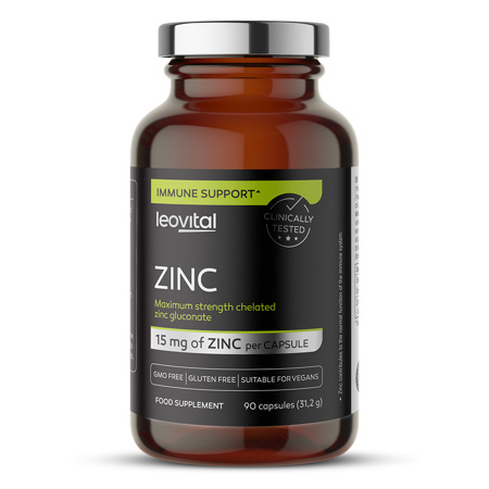 Zinc, 90 kapsula