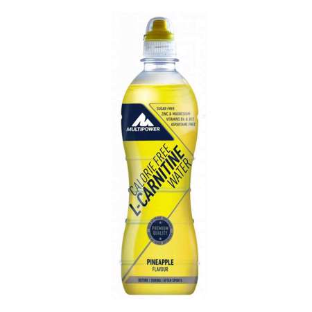 Calorie Free L-Carnitine Water, 500 ml