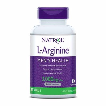 L-Arginine, 90 tableta
