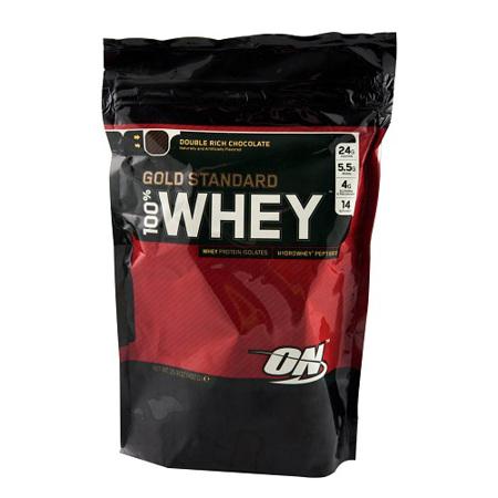 100% Whey Gold Standard, 450 g