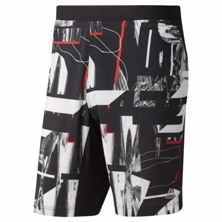 Reebok Training Speedwick Shorts, Black