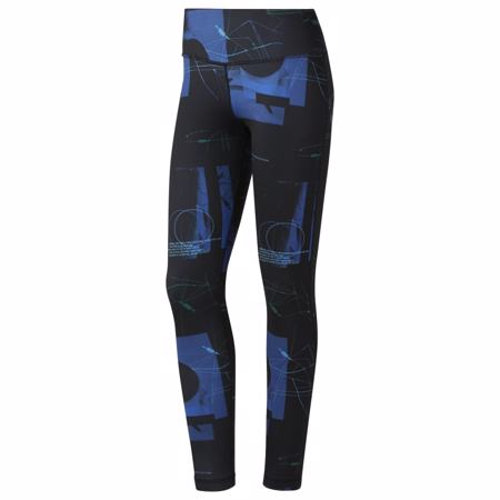 Reebok Workout Ready Women's Tights, Cobalt