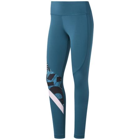 Reebok W Leggings Workout MYT Heritage Teal