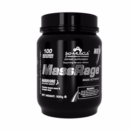 MassRage, 500 g