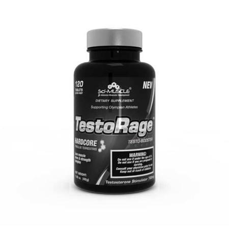 TestoRage, 120 kapsula