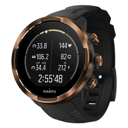 Suunto 9 Baro, Copper