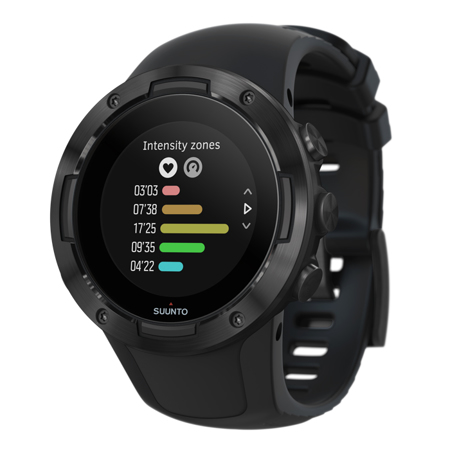 Suunto 5, All Black