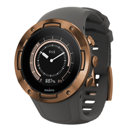 Suunto 5, Graphite Copper