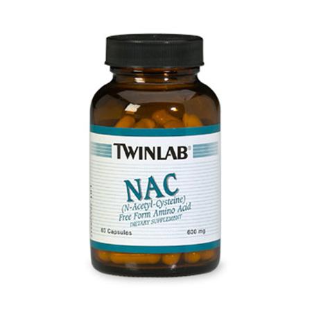 NAC (N-Acetyl-Cysteine), 60 kapsula