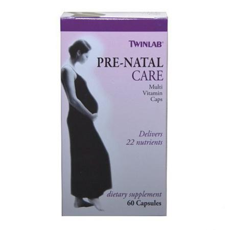 Pre-natal, 60 kapsula