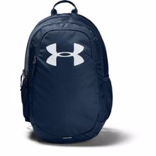 UA Youth Scrimmage 2.0 Backpack, Black/Navy