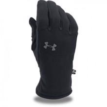 UA ColdGear Infrared Fleece 2.0 Gloves, Black