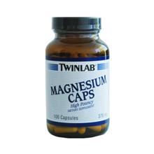 Magnezij 375 mg, 100 kapsul