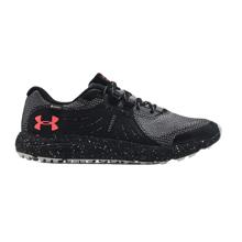 UA Charged Bandit Trail GTX Shoes, Black/Venom Red
