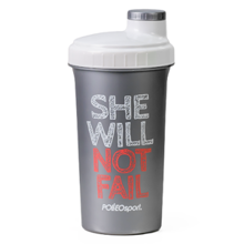 Shaker She Will Not Fail, 700 ml