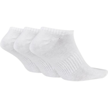 Socks Everyday Cushioned No Show 3P White