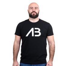 AB Savage T-Shirt, Black