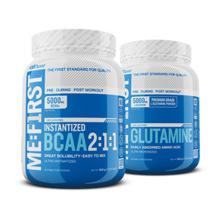 Instantized BCAA 2:1:1, 500 g + Glutamine, 250 g GRATIS