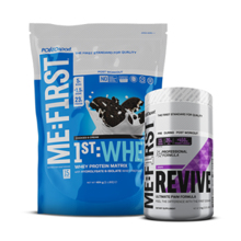 Revive, 1000 g + 1st Whey, 454 g GRATIS