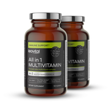 All in 1 Multivitamin, 90 tab -50% na drugega