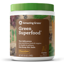Green Superfood, Chocolate, 240 g