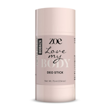 "Zoe ""Love my body"" Deodorant, 75 ml"