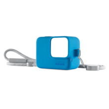 GoPro Sleeve + Lanyard, Blue