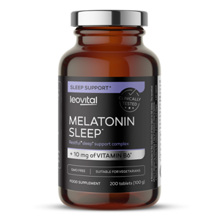 Melatonin Sleep, 200 Tabletten