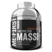 The One:One Mass Gainer, 3620 g