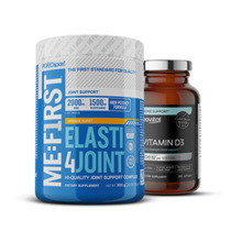 Elasti 4 Joint, 300 g + Vitamin D3, 180 Kapseln GRATIS