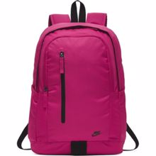 Nike All Access Soleday Backpack, Rush Pink/Black