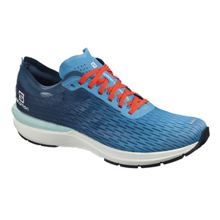 Salomon Sonic 3 Accelerate Training Shoe, Hawaiian Ocean/White/Poseidon
