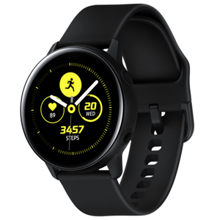 Samsung Galaxy Watch Active, Black