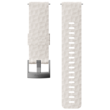 Suunto Ersatzband, 24 mm, Silikon, Sandstone/Gray