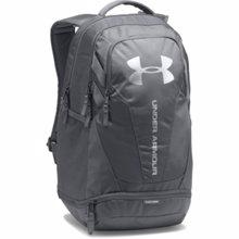 UA Hustle 3.0 Backpack, Graphite