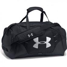 UA Undeniable 3.0 Small Duffle Bag, Black/Black