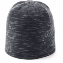 UA Storm Fleece Beanie, Black/Black