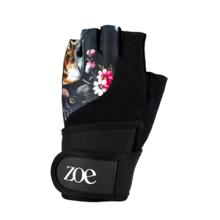 Zoe Floral Fitness Gloves, Sayuri