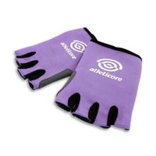 Essential rokavice, vijolične